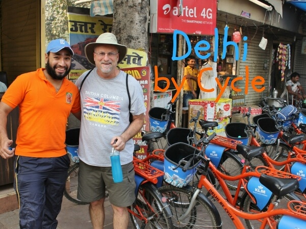 Discover Outstanding Delhi Bicycle Tours