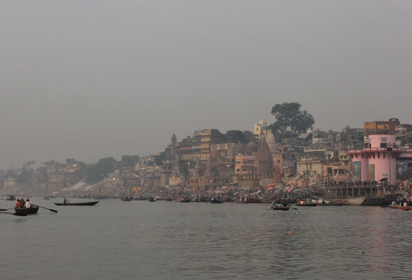 Early Morning in Varanasi India