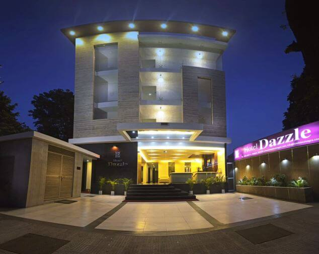 Stay at The Hotel Dazzle in Agra India