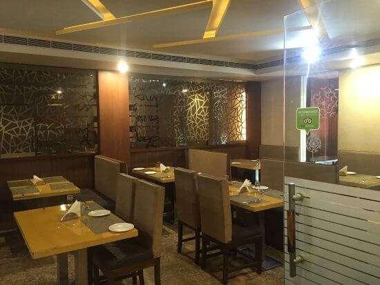 Hotel Dazzle Restaurant