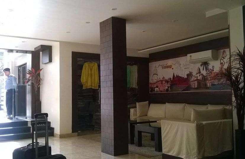 Hotel Park Plaza Lobby