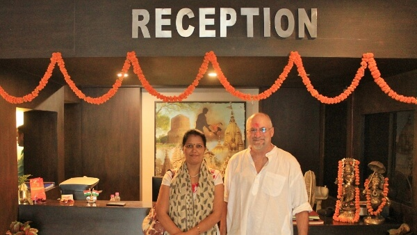 Hotel Park Plaza Varanasi Manager