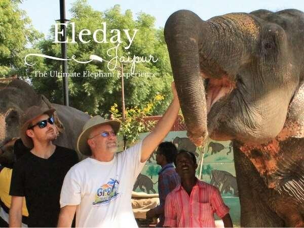 Jaipur Elephant Parks