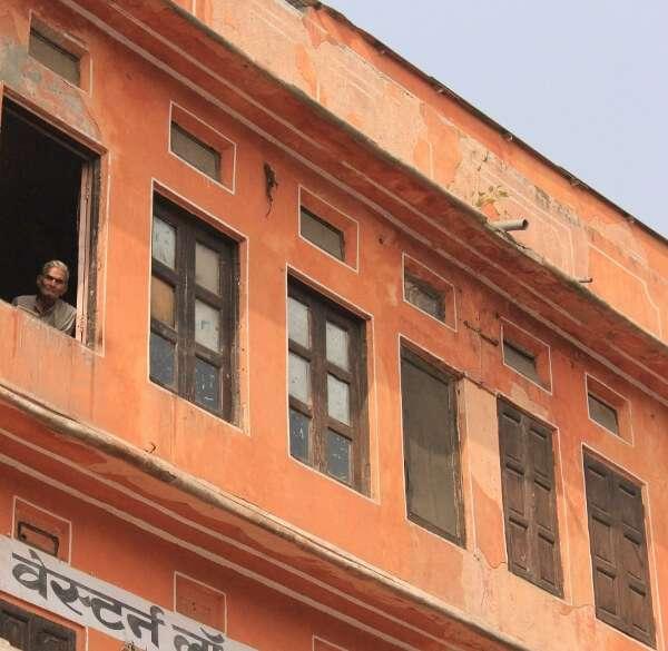 Jaipur India Pink City