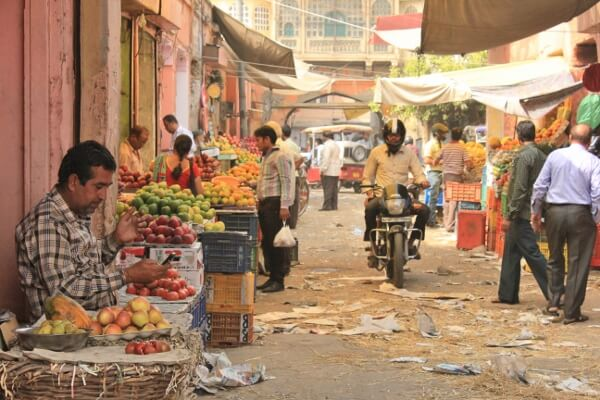 Jaipur Pink City Market