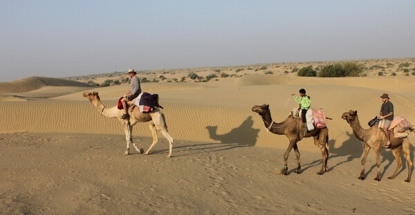 Jaisalmer Camel Safari Package