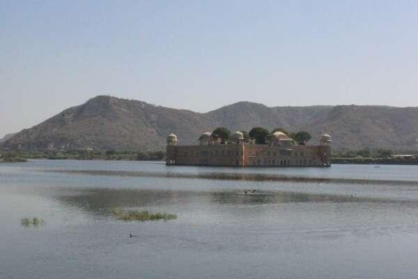 Jal Mahal Jaipur India