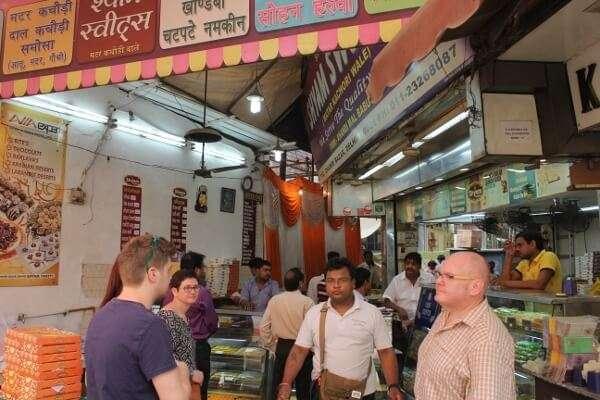 Old Delhi Food Walk