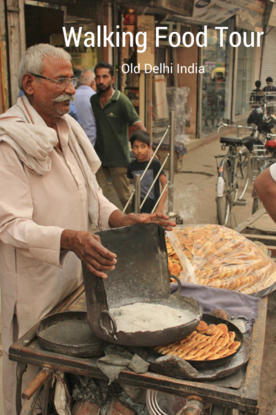 Old Delhi Walking Food Tour