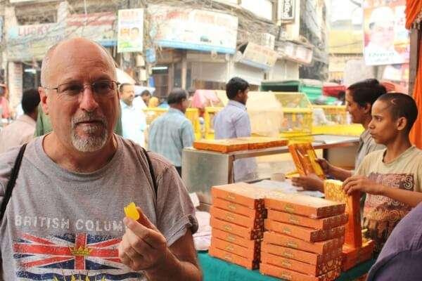 Street Food Tour In Delhi