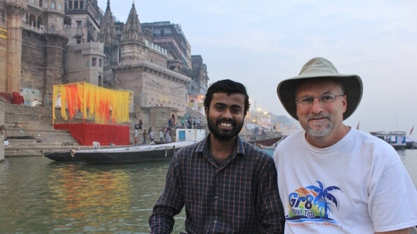 Streetwise Varanasi Tours Founder