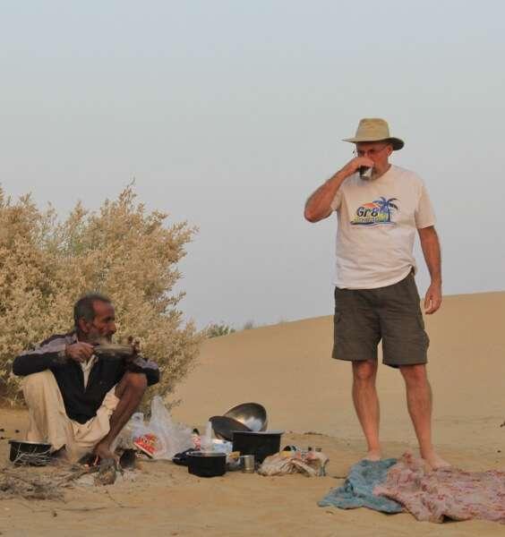 Thar Desert Camping