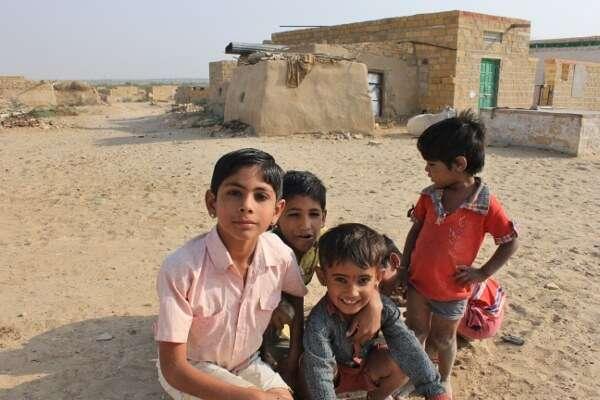 Thar Desert Children