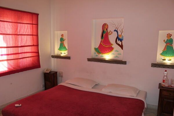 Udai Garh Heritage Resort Standard Room