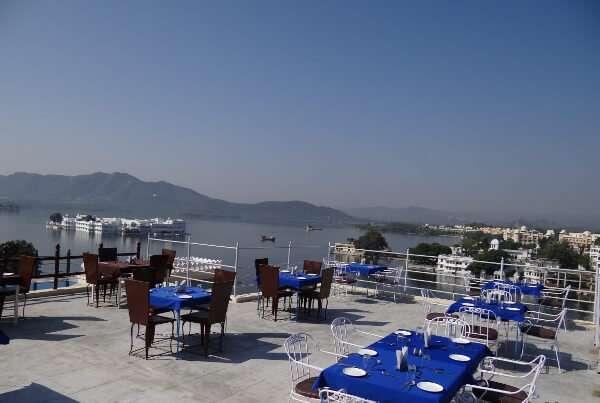Udaigarh Hotel Rooftop Restaurant