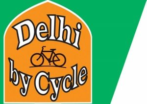 delhi by cycle logo