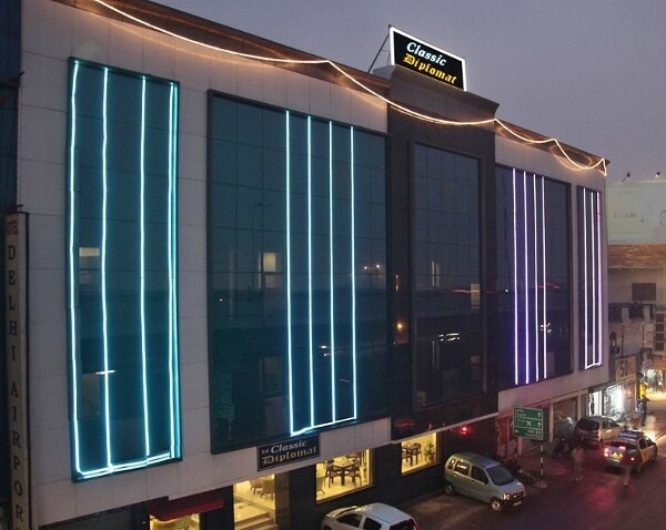 The Hotel Classic Diplomat Delhi Airport Hotel