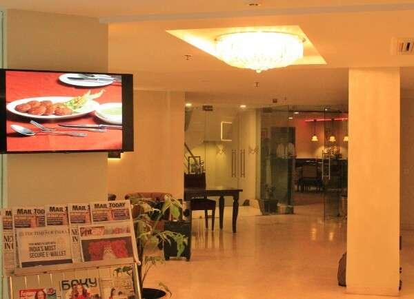 Hotel Classic Diplomat Lobby