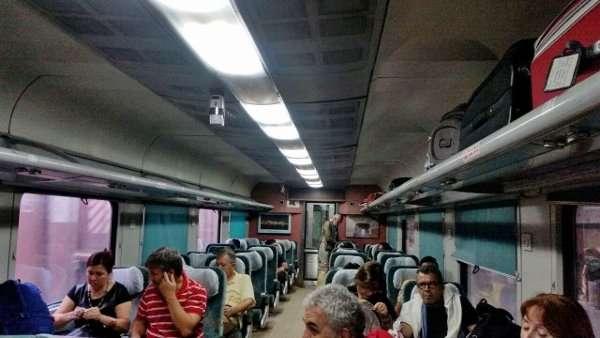 India Train Travels
