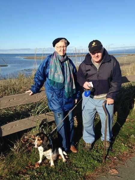 Seniors Walking for Health