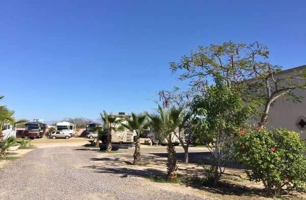 El Centenario Mexico RV Park