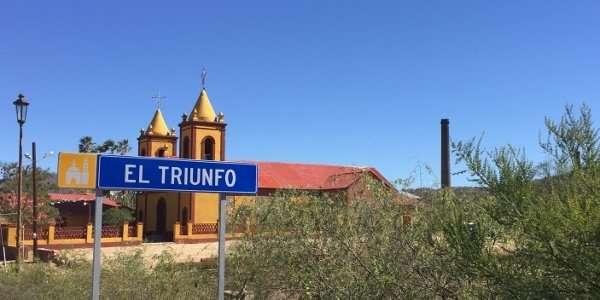 El Triunfo Baja California