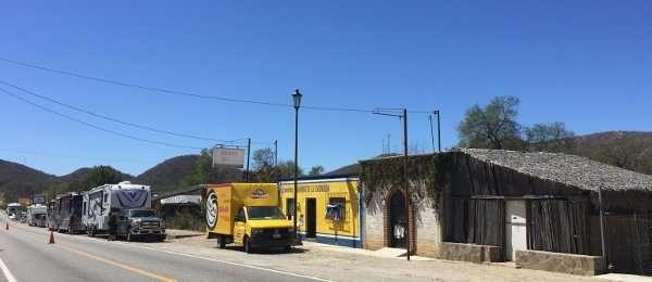 El Triunfo Baja Mexico