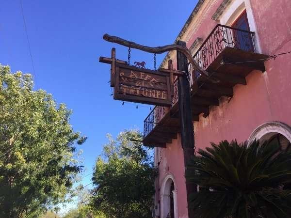 El Triunfo Cafe Baja Mexico
