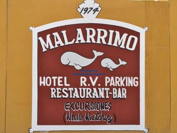 Guerrero Negro Mexico Malarrimo Resort