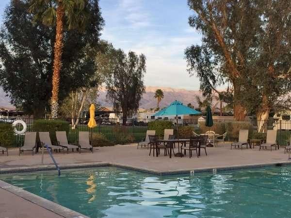 Indian Waters RV Resort Indio California
