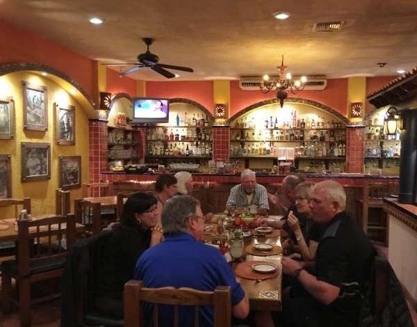 La Paz Mexico Dining