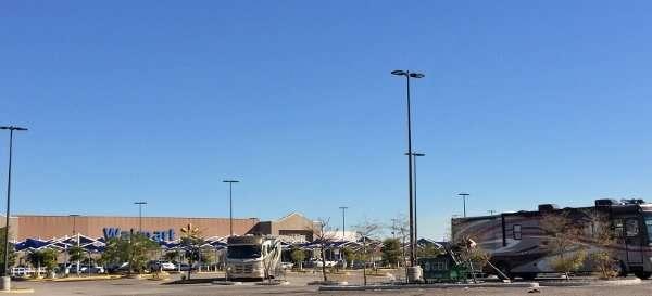 La Paz Mexico Walmart