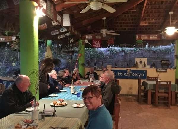 Loreto Mexico Dining