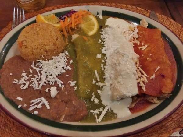 Mexican Dinner Platter