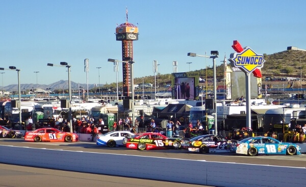 NASCAR Premier Series Cup Cars