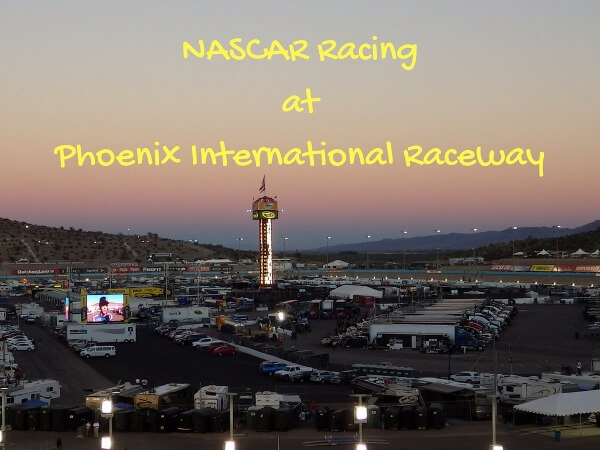 NASCAR Racing Phoenix International Raceway