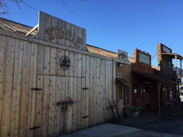 Orange Grove RV Park Clubhouse