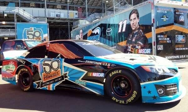 PIR Anniversary NASCAR