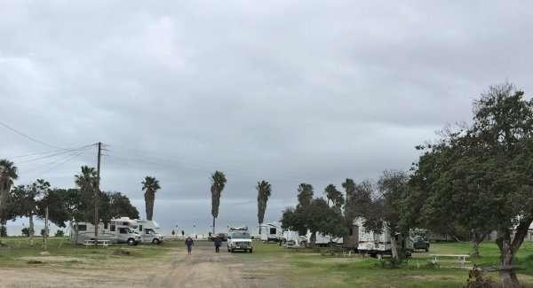Punta Banda Mexico Camping