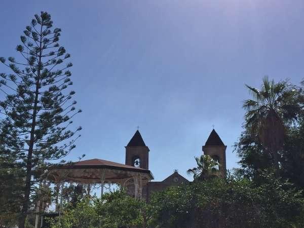 Todos Santos Baja Mexico