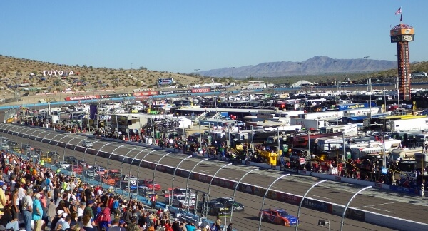 Xfinity NASCAR Series Racing at PIR