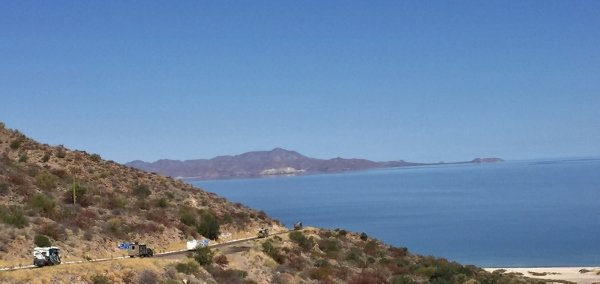 Bay of Concepcion Baja California