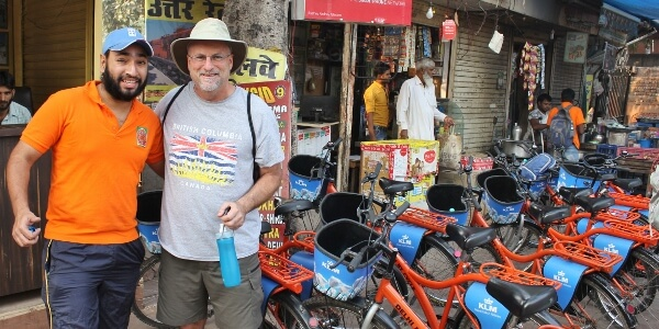 Delhi Bicycle Tour
