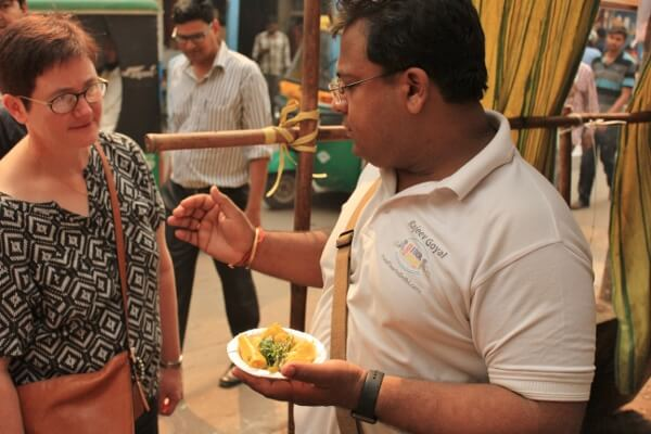 Delhi Food Tour Chef