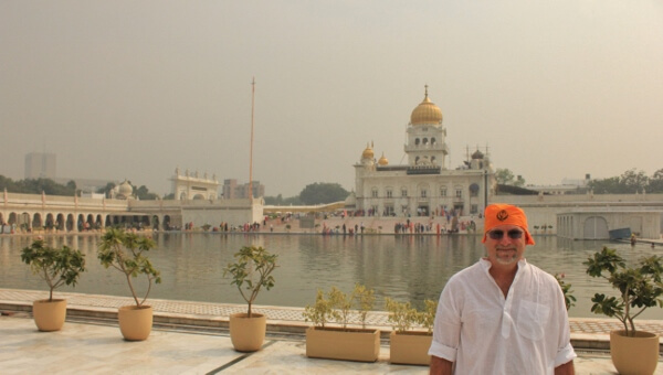 Gurudwara Bangla Sahib – Sikh Temple