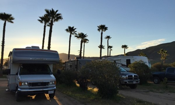 Rancho Sordo Mudo Campground Baja Mexico
