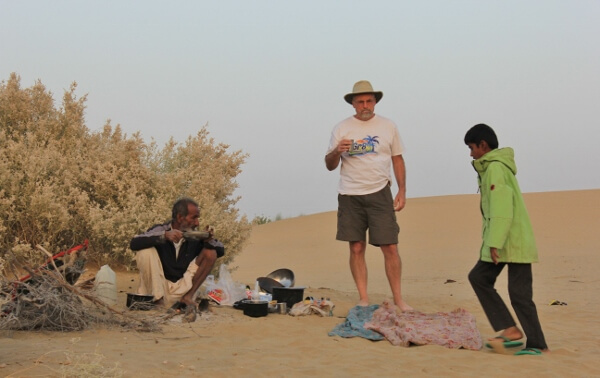Camel Safari Desert Camping Jaisalmer