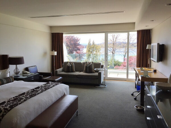 Inn at Laurel Point Studio Suite