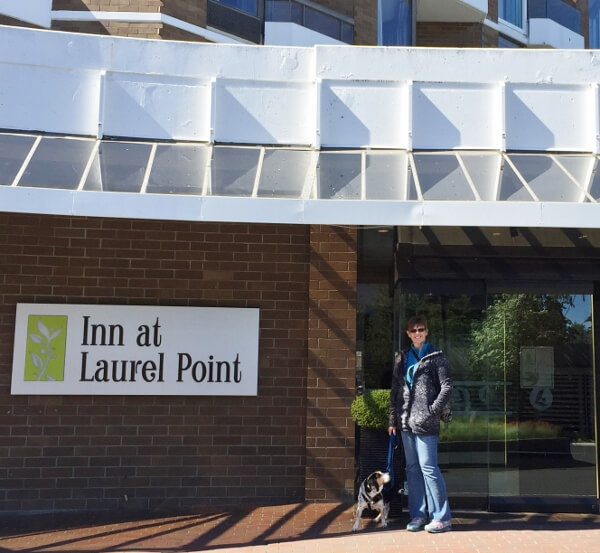 Inn at Laurel Point Victoria BC