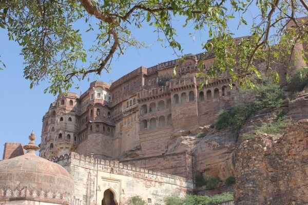 Mehrangarh Fort Jodhpur India